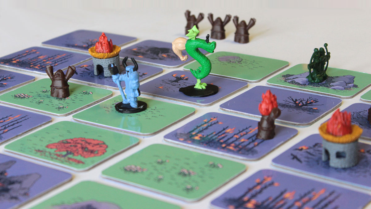 Troggy Boardgame Preview